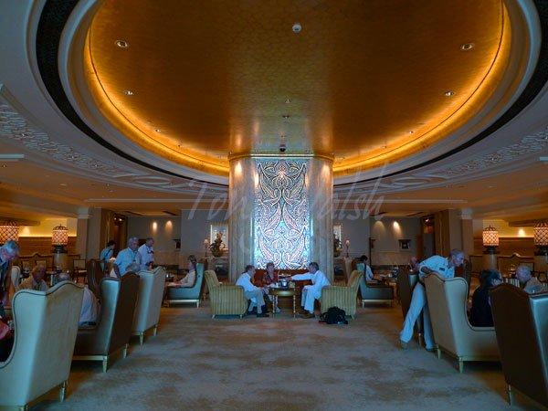 Emirates Palace 'High Tea'