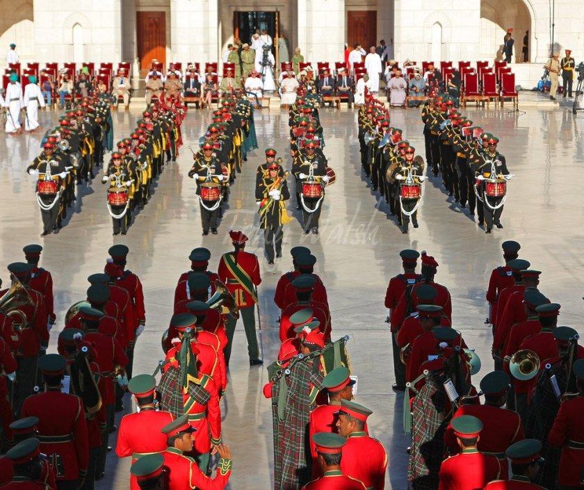 Royal Opera House Military Music