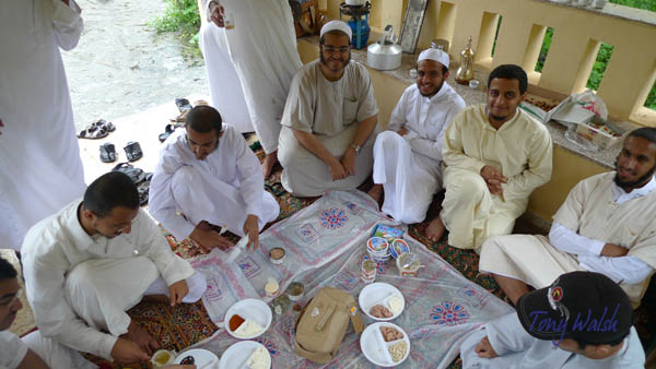 Saudi Hosts