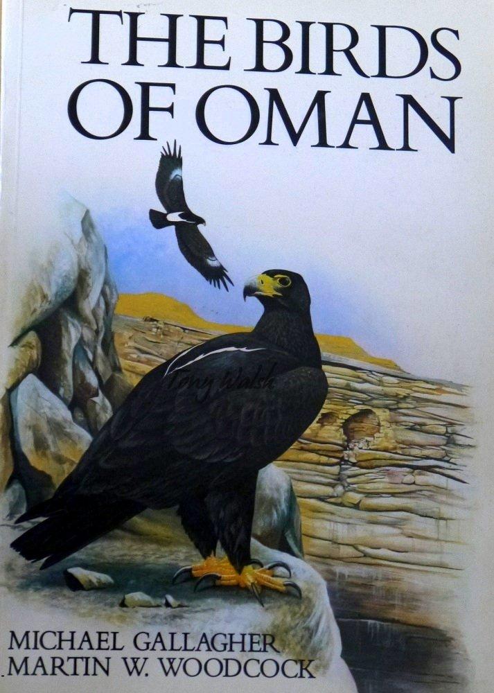 The Birds of Oman