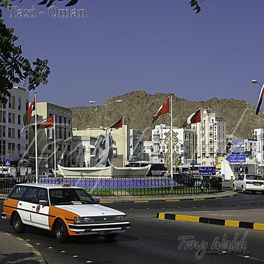 Taxi Oman