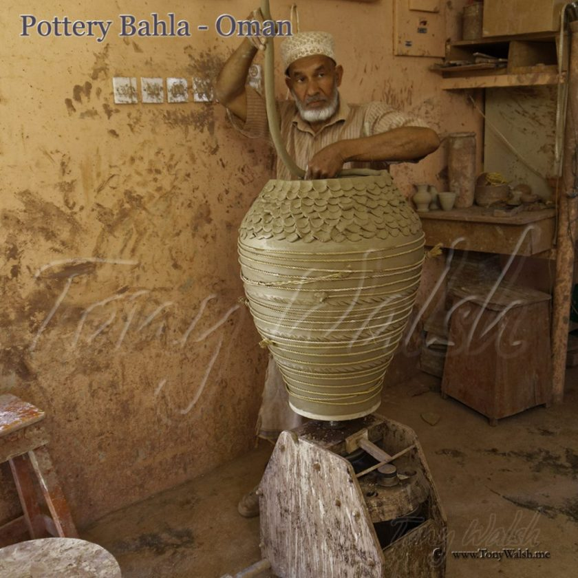 Pottery Craft Bahla