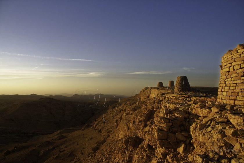 Tombs Hafit Period Tombs Ibra Oman