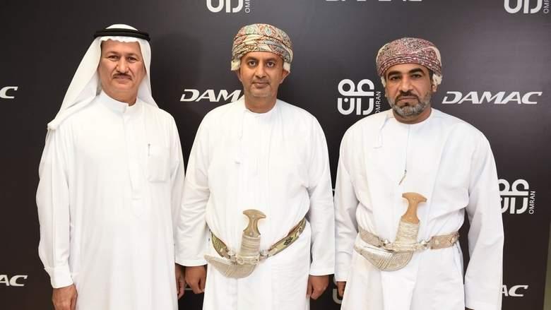 Hussain Ali Sajwani, Dr. Ali bin Masoud al Sunaidy, Dr. Ahmed Mohammed Salem Al-Futaisi