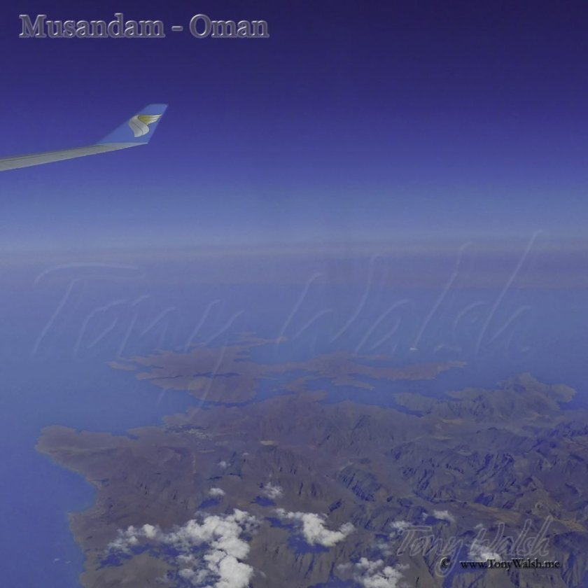 Oman Air Musandam