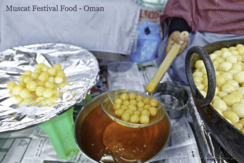 Muscat Festival Food - Oman 10 reasons to visit muscat this winter