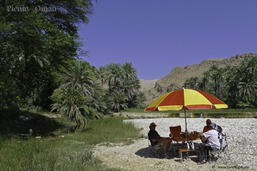 Picnic - Oman