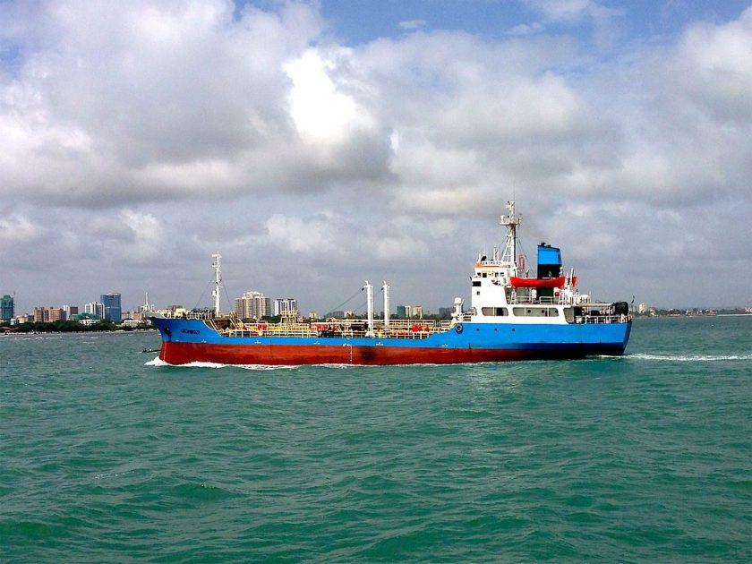 Tanzaniya port