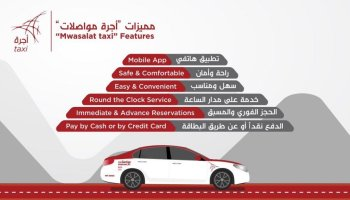 Oman Taxi Charges are revised