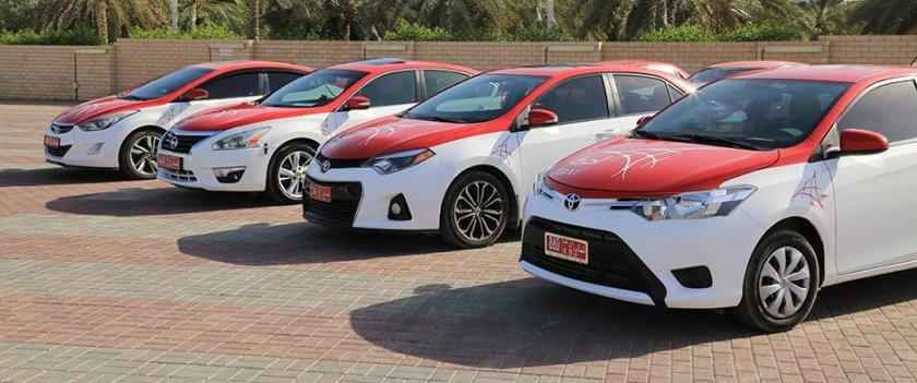 Oman Taxi Mwasalat