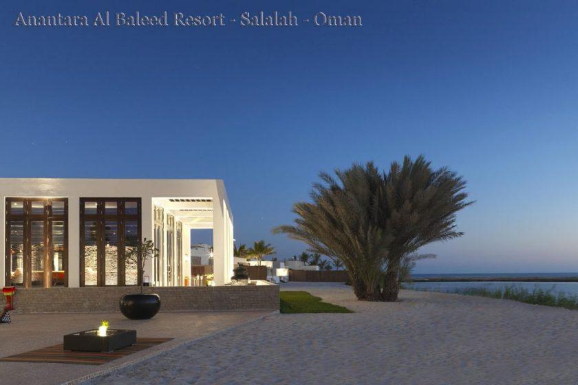 Anantara Al Baleed Resort - Salalah - Oman