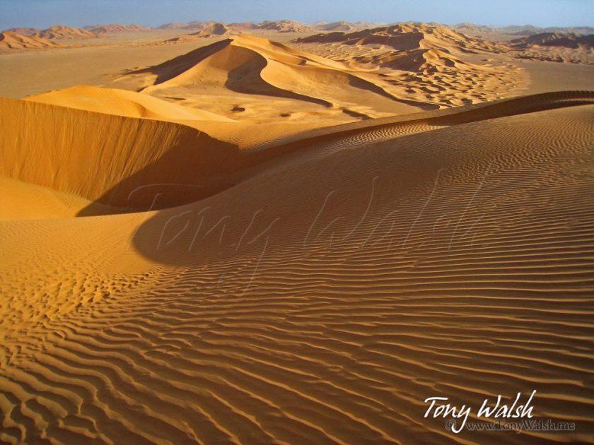 Empty Quarter near Shisr Oman