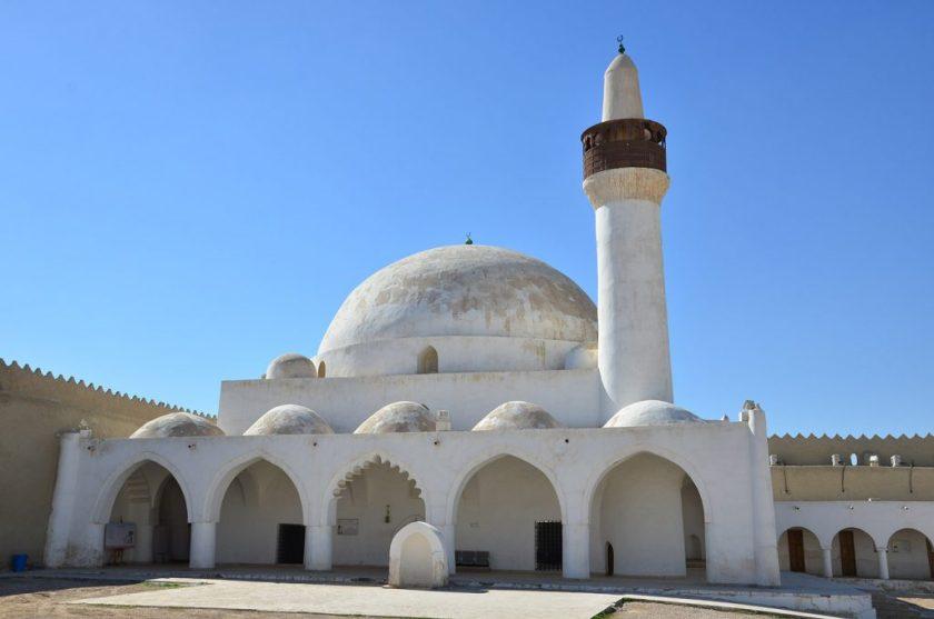 Qasr Ibrahim Mosque - François Cristofoli