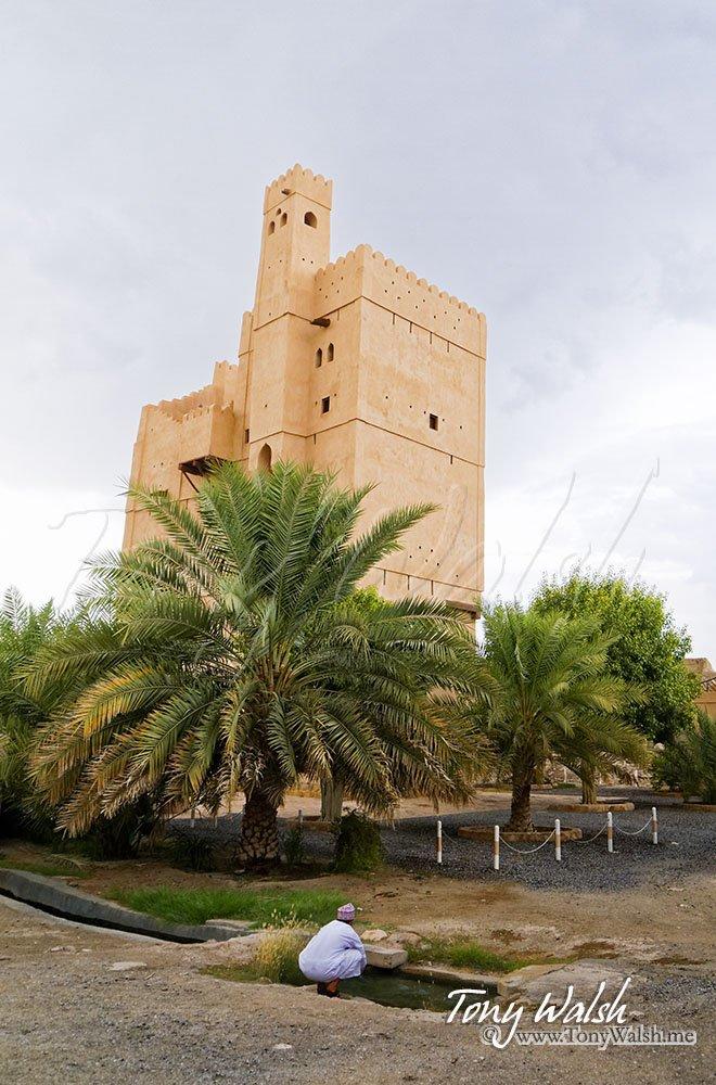 Al Fiquain Fort Manah Oman