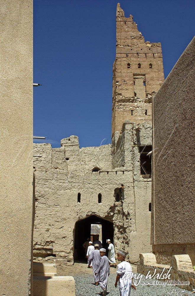 Kab Al Bilad & Burj Al Juss Manah Oman