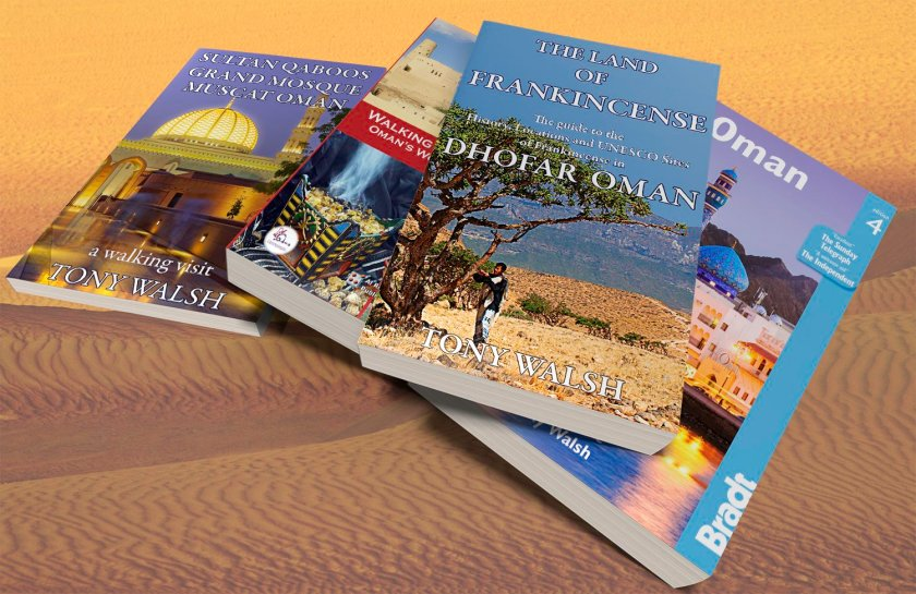 Tony Walsh author Books