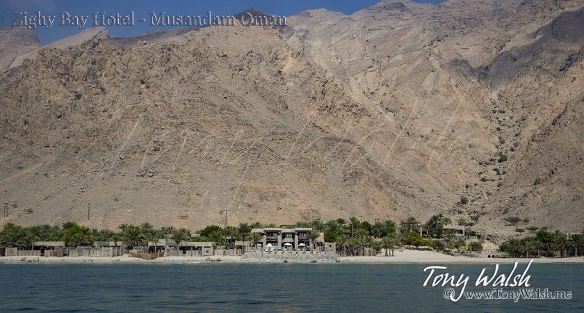 Zighy Bay Hotel Musandam Oman