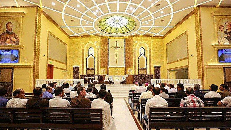 St Francis Xavier Church Salalah Oman