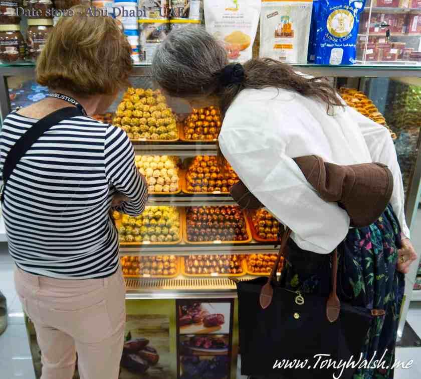 Date store - Abu Dhabi - UAE