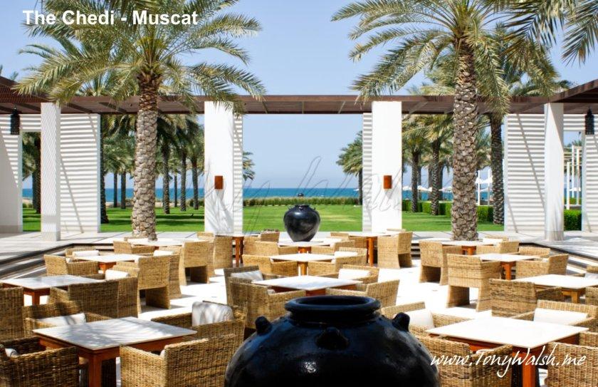 Chedi Hotel Muscat