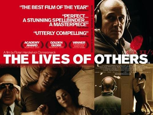 The Lives of Others (Das Leben Der Anderen)