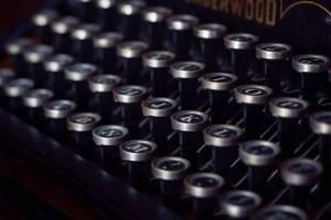 Typewriter Photo by Camille Orgel on Unsplash