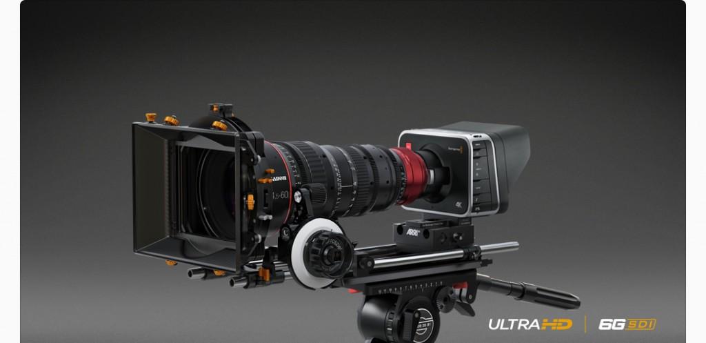 Blackmagic Production Camera 4K