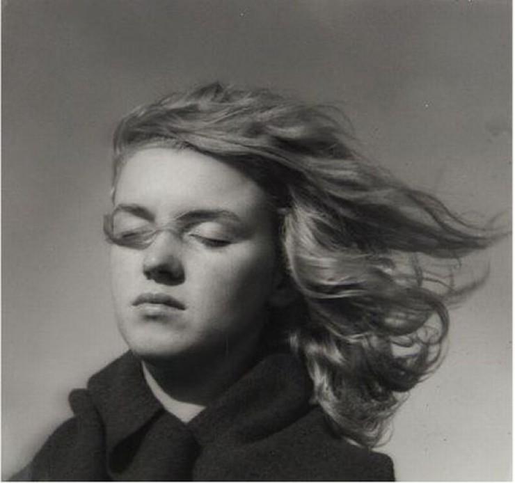 Marilyn Monroe at 19