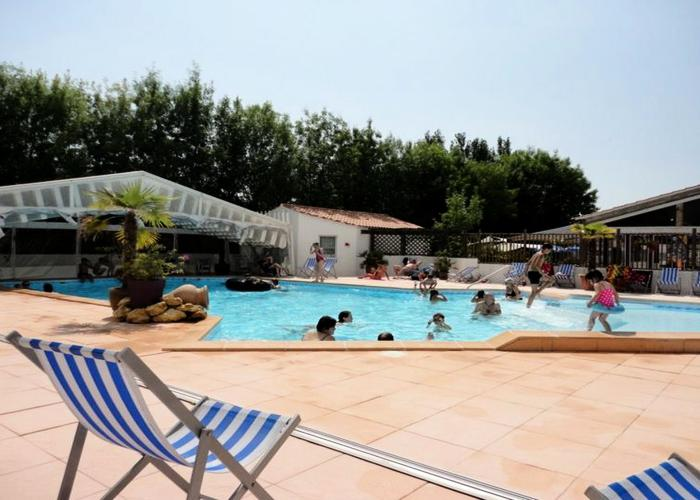Camping Le Grand Jardin 4 toiles  NotreDamedeMonts  Toocamp