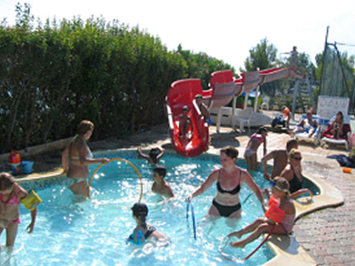 Camping Le Canet Plage 3 toiles  SaintChamas  Toocamp