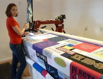 Image Result For How Long Does It Take To Make A Tshirt Quilt