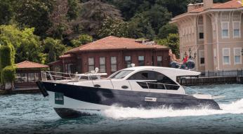 louer bateau istanbul