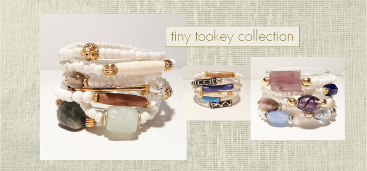 Tiny Tookey Jewelry Collection from Tookey Buxton