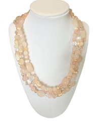 Pink Classic Necklace final