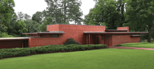 Frank Lloyd Wright's The Rosenbaum House