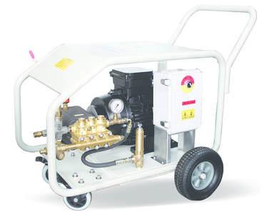 高效超高壓清洗機 - 慶友機具