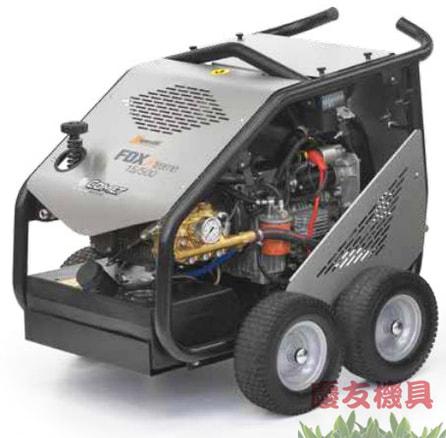 引擎式高壓清洗機 - 慶友機具