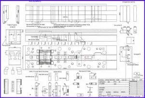 Tech drawing 1