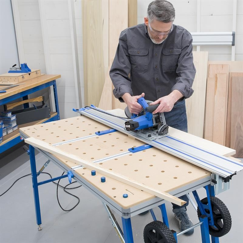Track Saw Table Plans