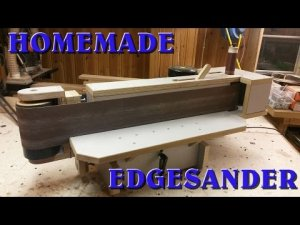 Homemade Spindle Sander Plans