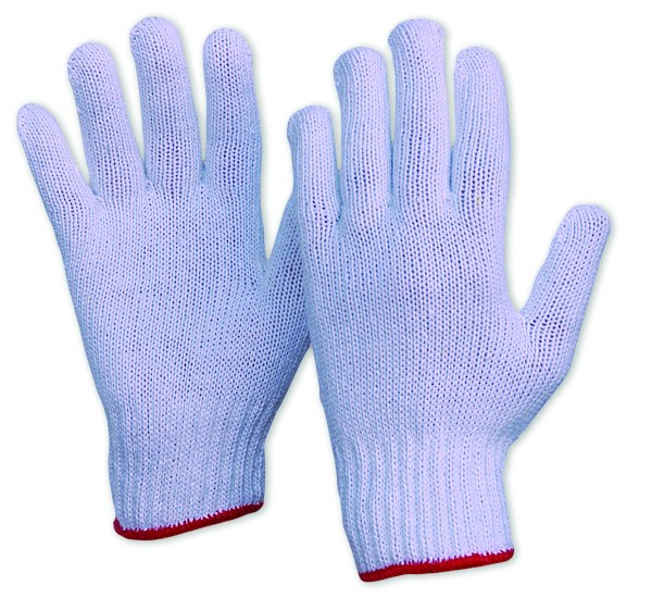 Knitted Poly Cotton Glove Big Mens Tool And Safety Warehouse