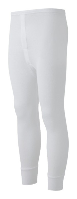 Fort 803 Thermal Long Johns White
