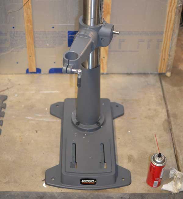 Drill Press Ridgid