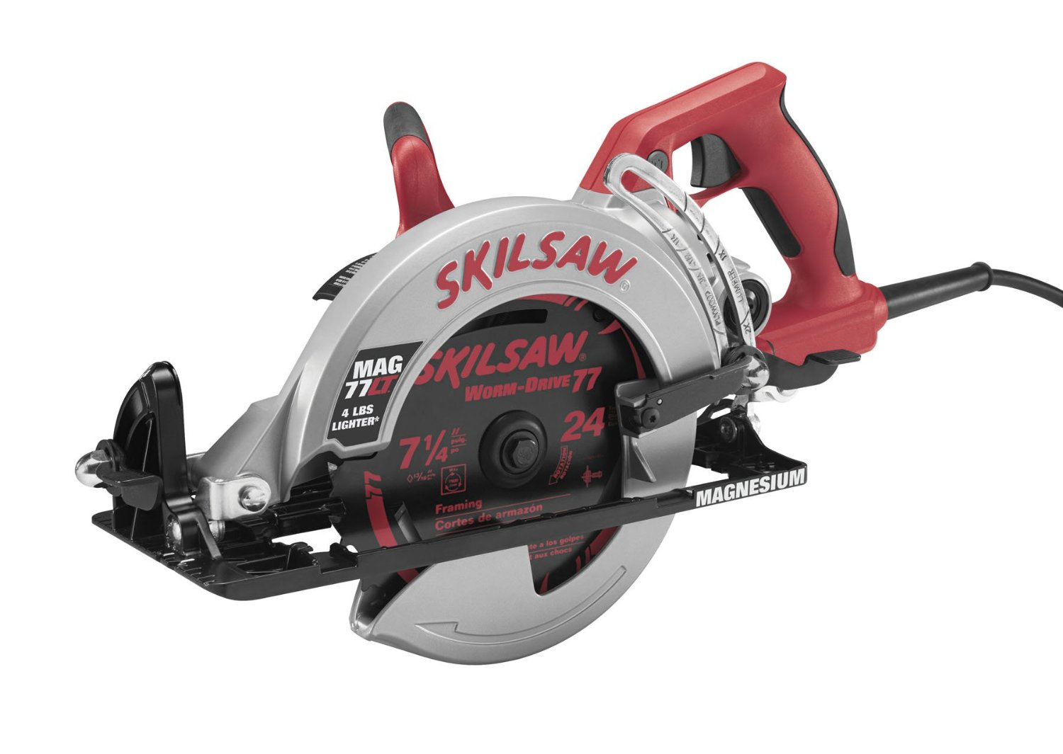 Arbor Lock Button Skilsaw