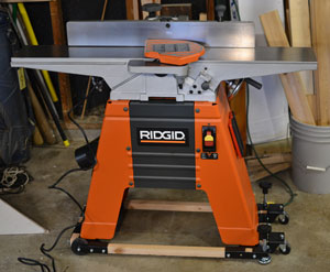 Ridgid Jointer Jp06101 Parts