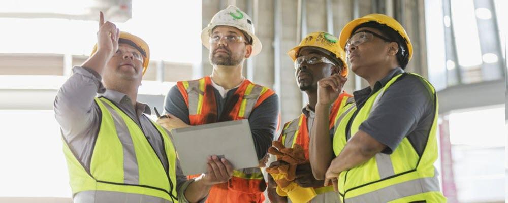 construction site toolbox talk