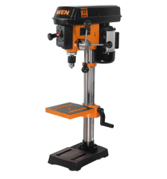 image showing the wen 4214 12 inch variable speed drill press [ 890 x 890 Pixel ]
