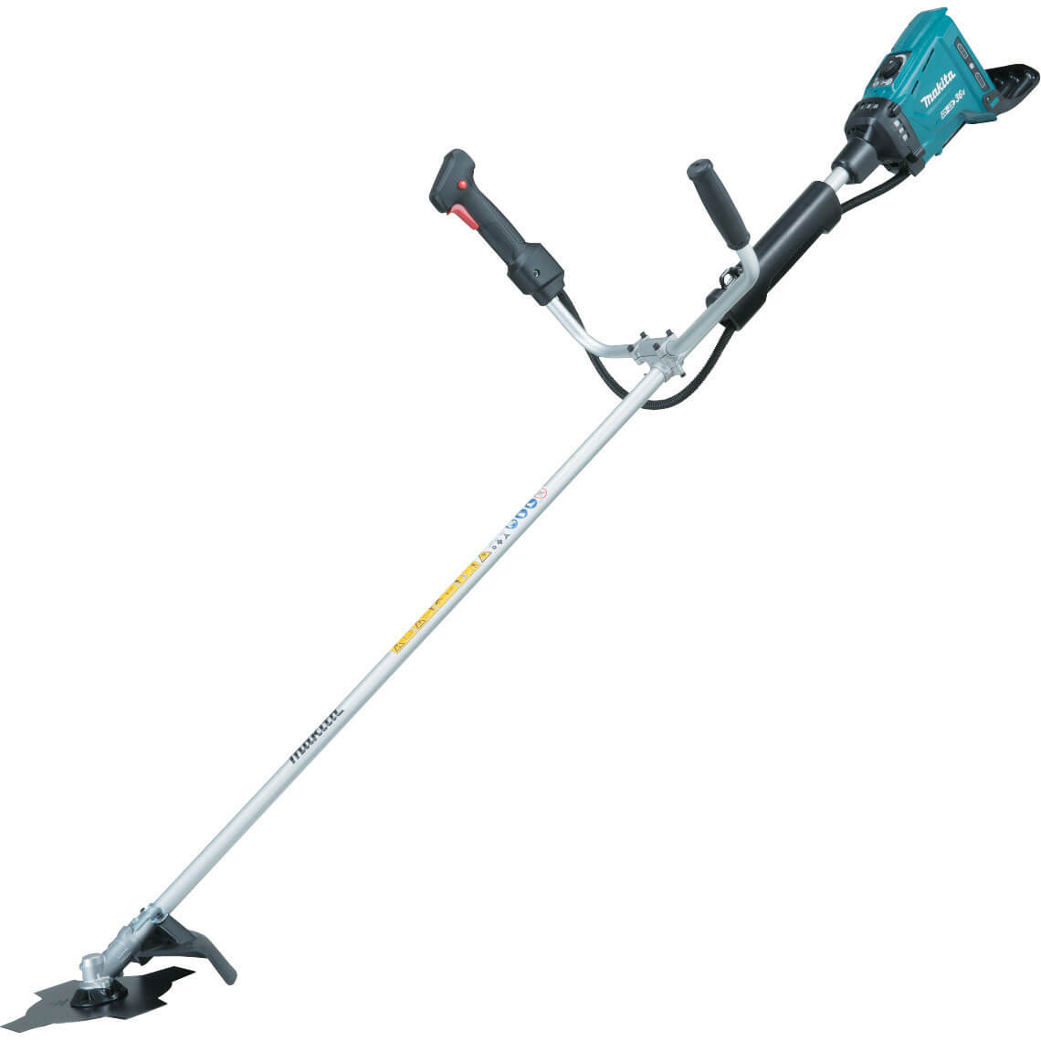 Makita Dur361uz 36v Cordless Lxt Brush Cutter 230mm Cut