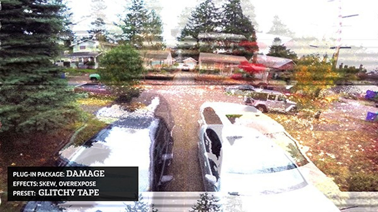 Freebie: Digieffects DAMAGE Preset - Glitchy Tape