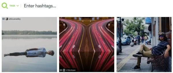 Lefty, cerca, utilizza, attribuisci o vendi immagini da Instagram